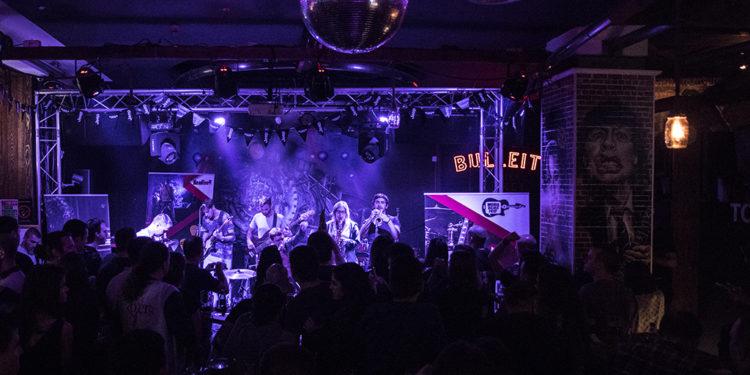 Mobil Demo Fest, Funkier Project/Photo: AleX