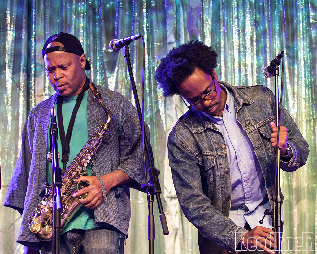 Steve Coleman And Five elements/ Photo: AleX