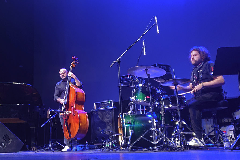 Ilugdin trio/ Photo: Andrija Hadžić