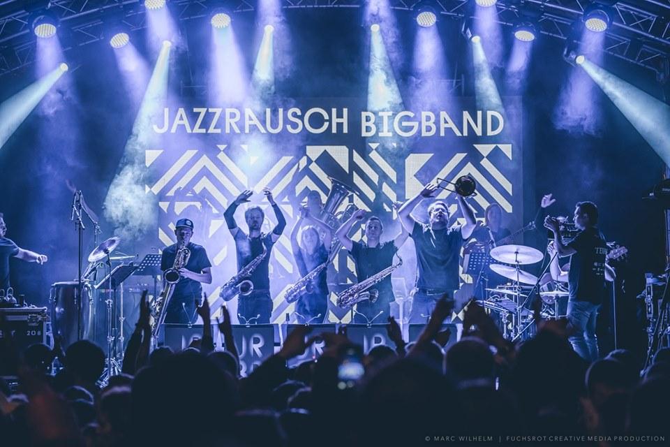Jazzrausch Bigband/ Photo: Promo (IJFK)