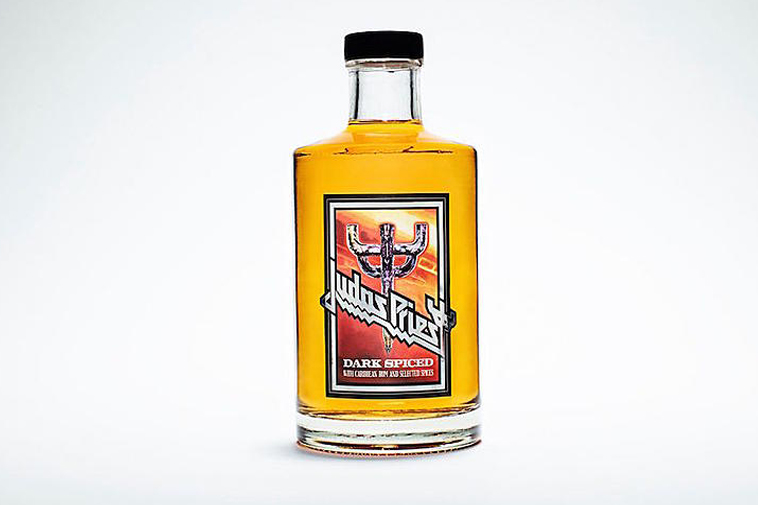 Judas Priest Spiced Rum