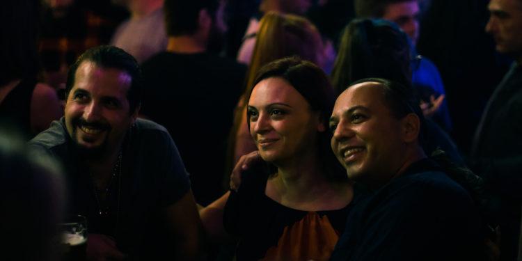 Mobil Demo Fest, Nemanja, Marina i Zlaja/Photo: 42 magazin
