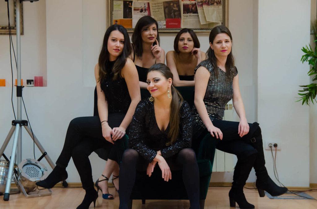 Kvintet Tanguango/ Photo: Promo (Le Studio)