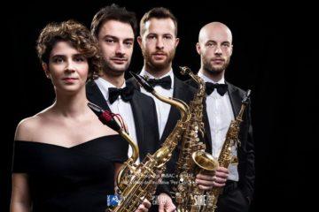 Milanski kvartet saksofona/ Photo: Promo (Belgrade SaxPerience)