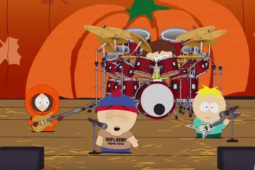South Park/YouTube printscreen