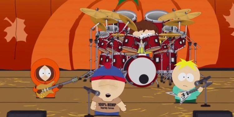 South Park/YouTube printscreen