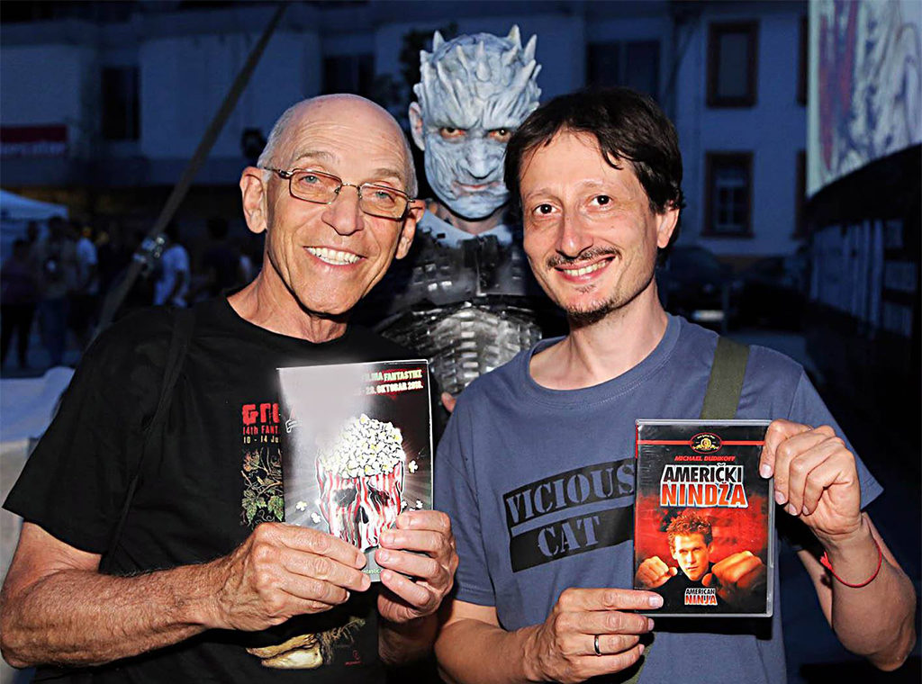 Sem Firstenberg i Miroslav Lakobrija/ Photo: Promo (FSFF)