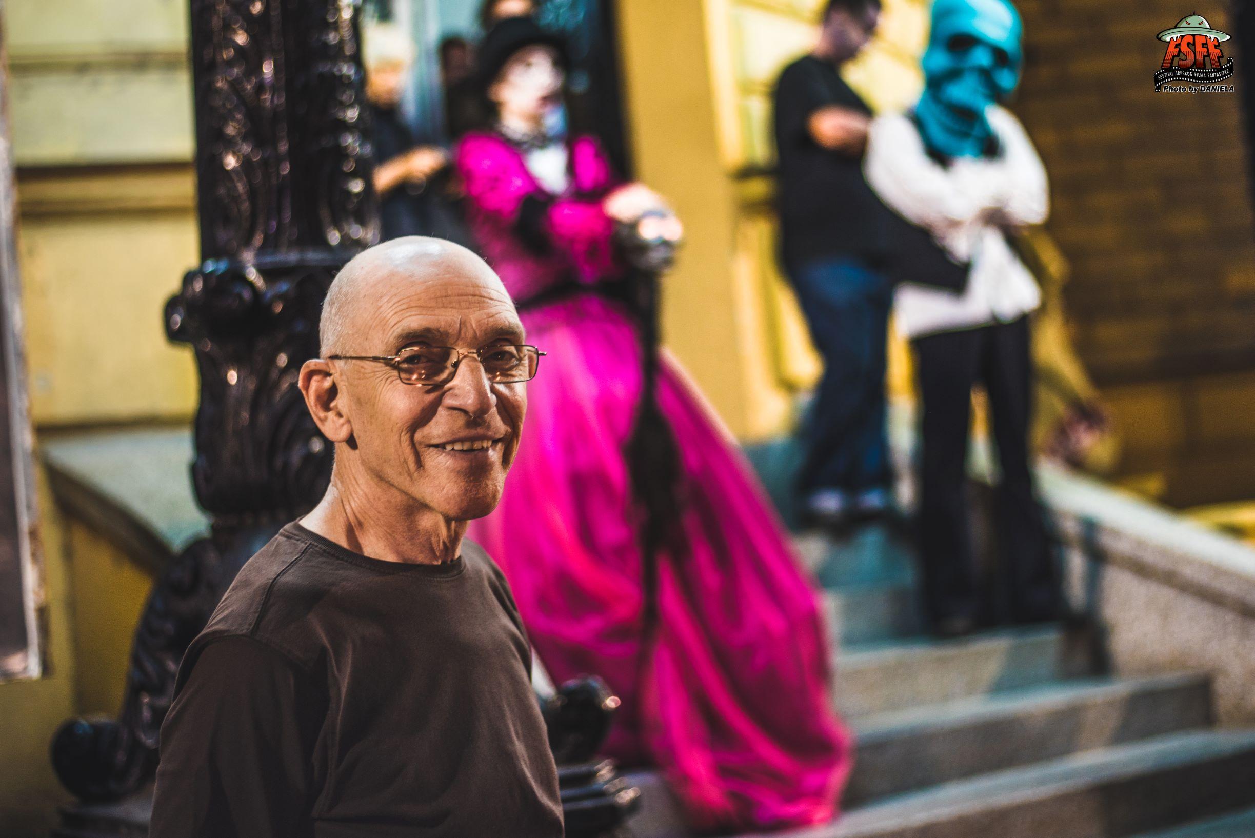Sem Firstenberg/ Photo: Danijela Radojković (FSFF, promo)