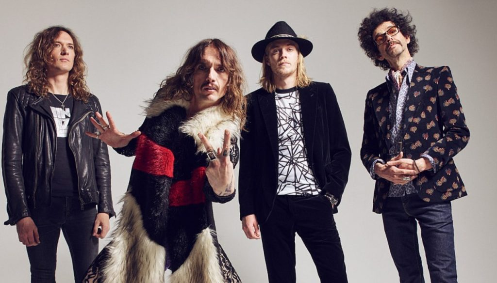 The Darkness/Photo: facebook@thedarknessofficial