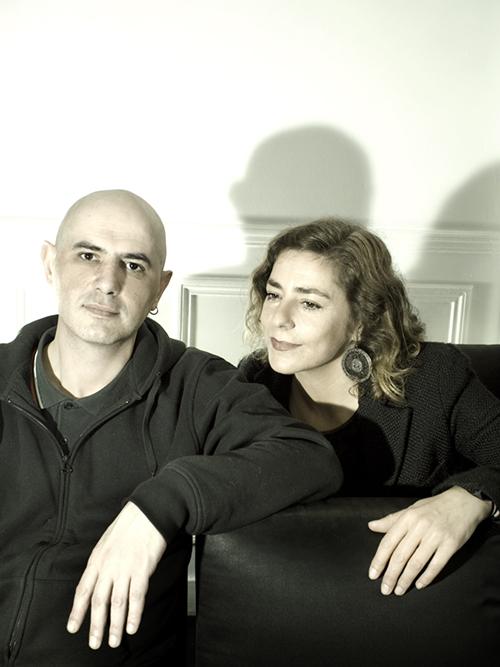 Tijeri Gitar i Mirjana Mišlov / Photo: Promo: (KomunikArt)