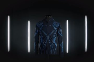 Sound Shirt/ Photo: youtube.com printscreen