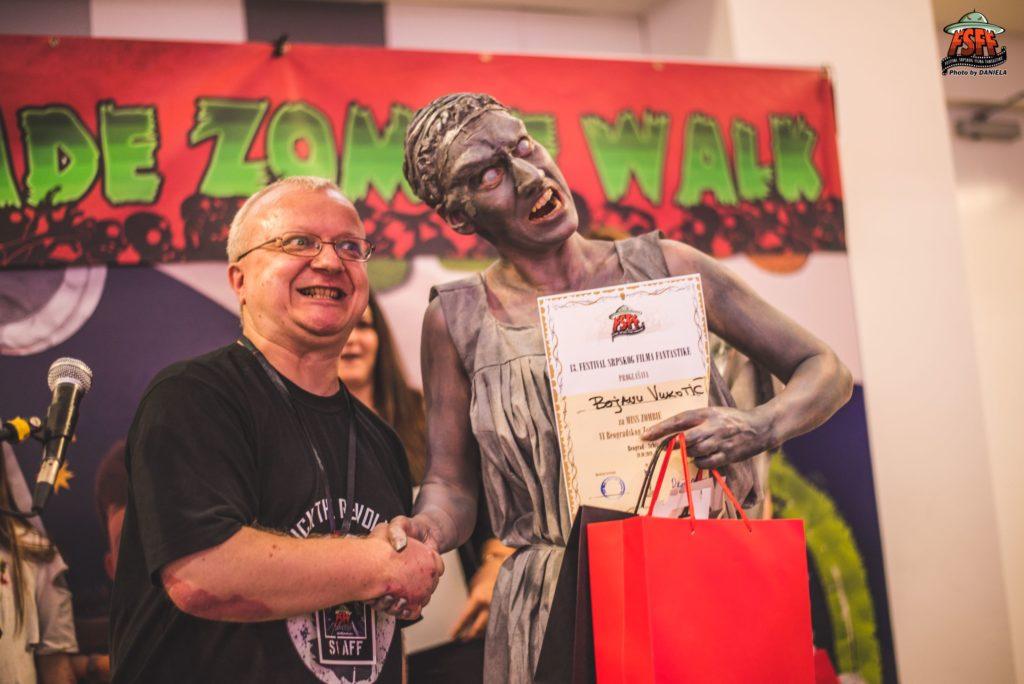 Zombie Walk/ Photo: FSFF