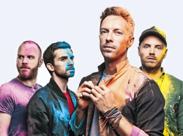 Coldplay/Photo: facebook: coldplay