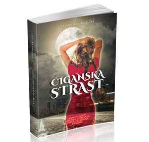 Ciganska strast, cover
