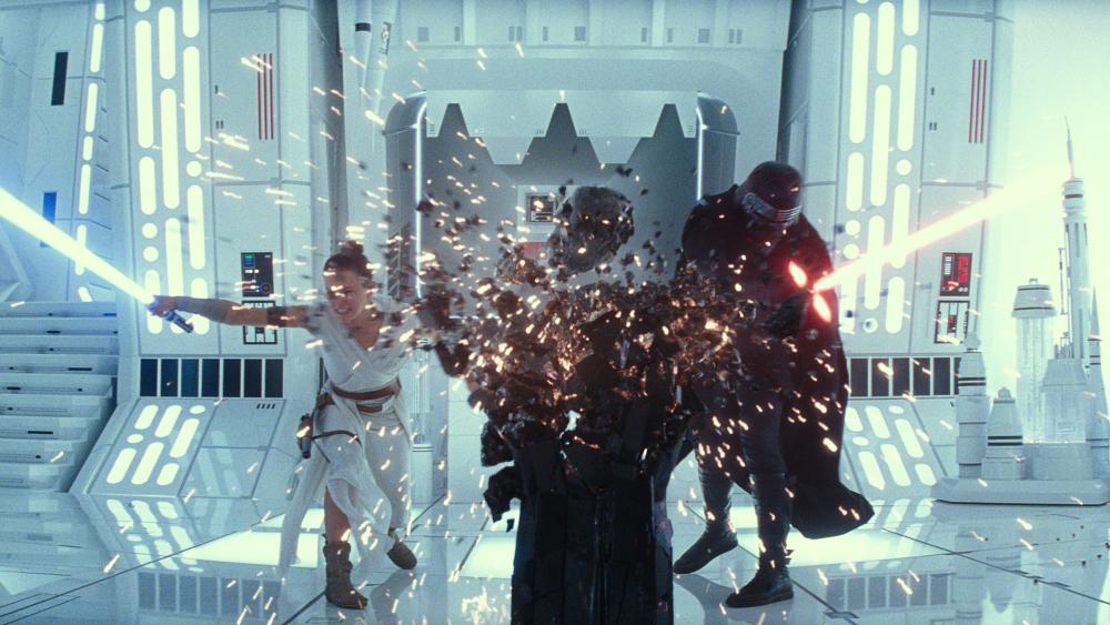 Star Wars: The Rise of Skywalker/Promo