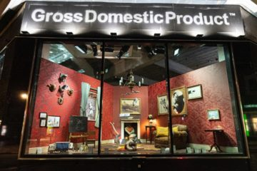 Gross Domestic Product, promo