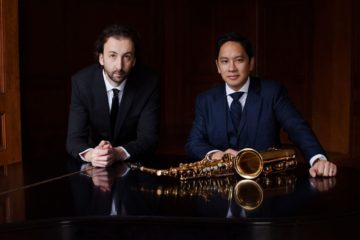 Duo Prometeus/ Photo: Promo (Belgrade SAXperience)
