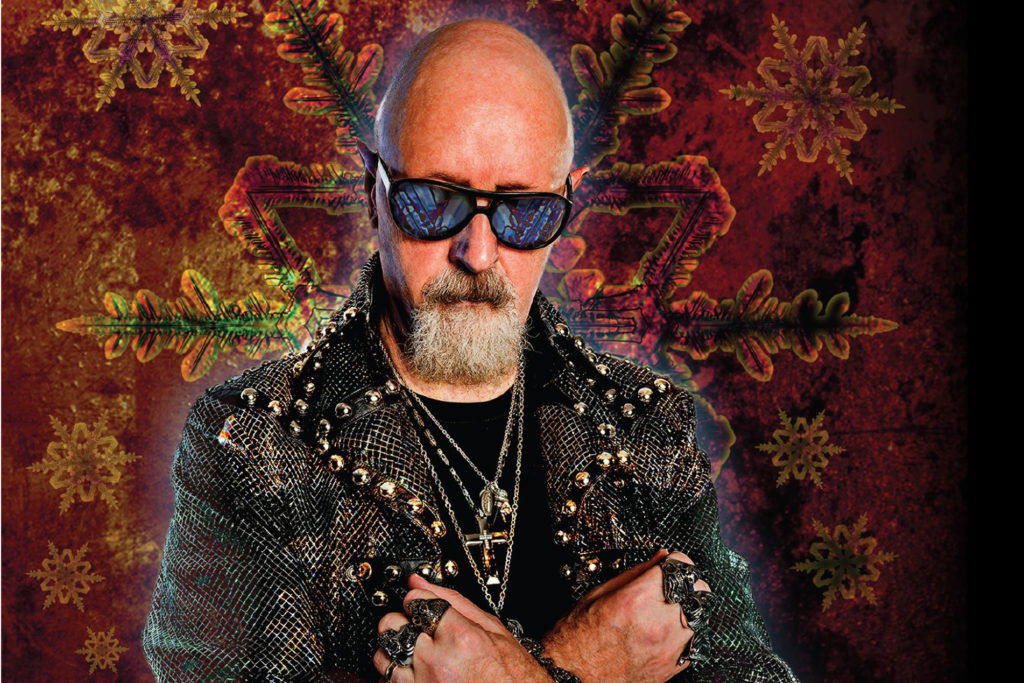 Rob Halford/Photo: facebook@@robhalfordlegacy