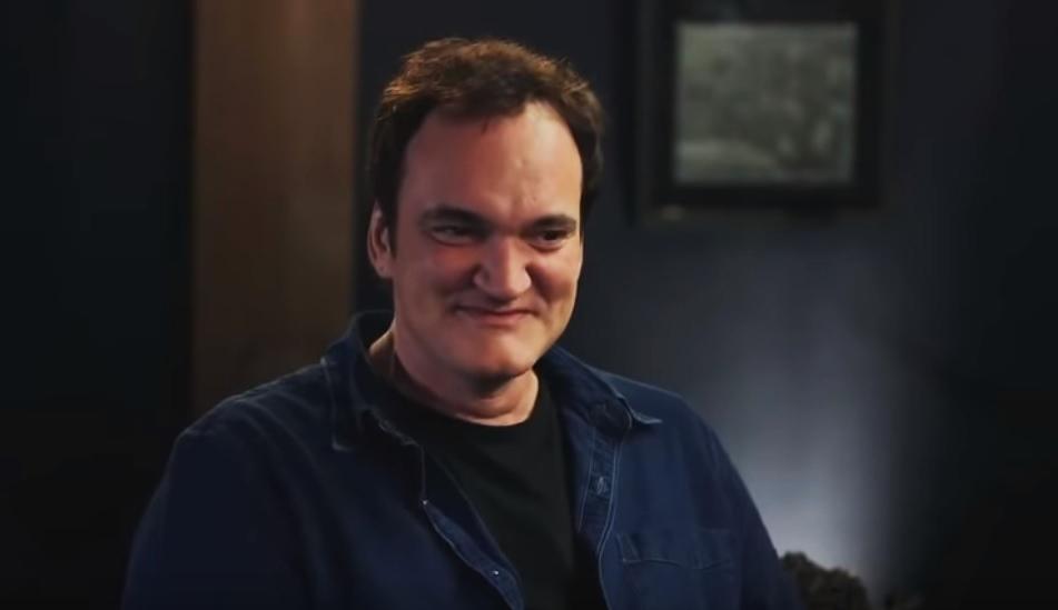 Kventin Tarantino/Photo: YouTube printscreen