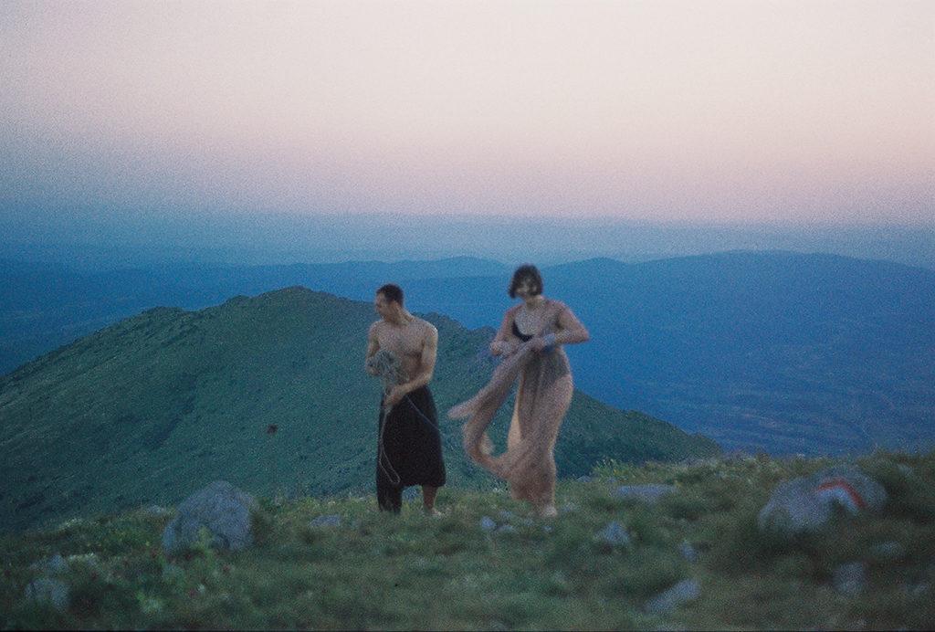 Ana Avramov i Saša Dobrohotov/ Photo: Promo (Kontra)