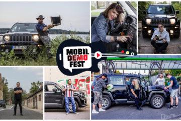 Mobil Demo Fest ćiri/Photo: AleY