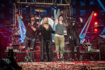 Motley Crue/Photo: facebook@MotleyCrue