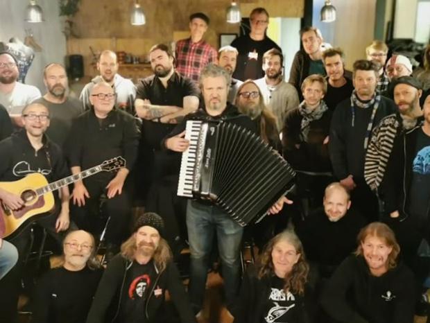 Svartlamon Hardkor/Photo: YouTube printscreen