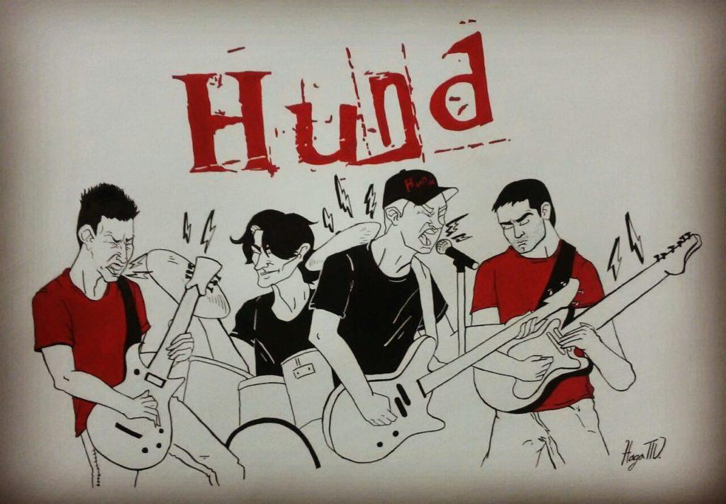 Hund/Photo: facebook@hund.punk
