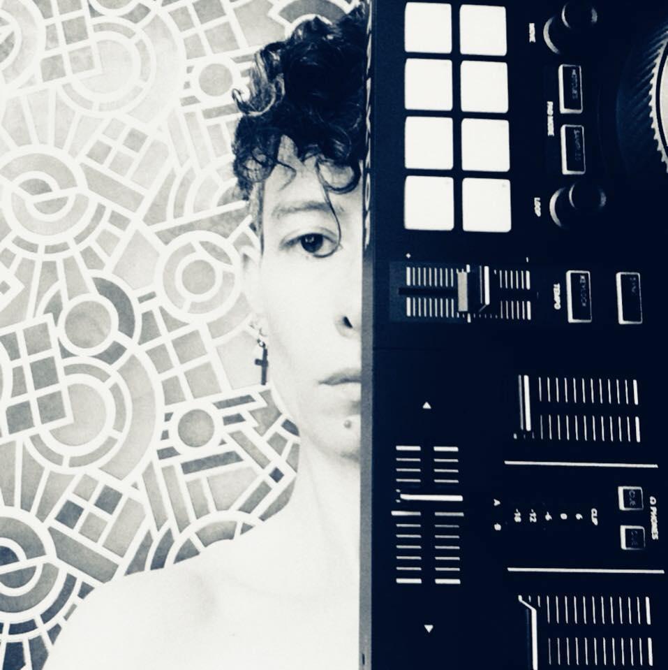 DJ Časna sestra/ Photo: Facebook @djcasna