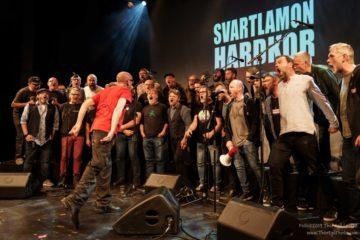 Svartlamon Hardkor/Photo: facebook@SvartlamonHardkor/Thor Egil Leirtrø