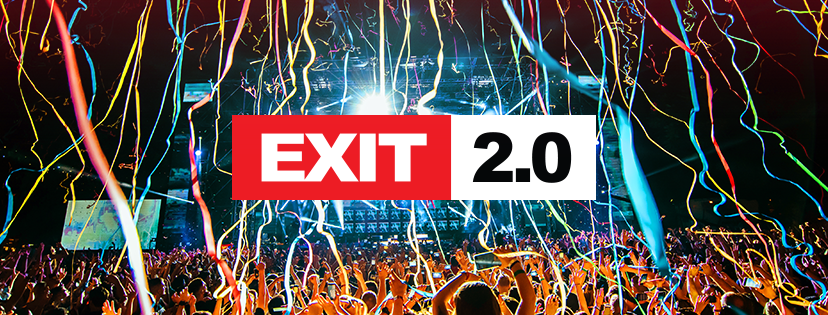Exit 2.0/Photo: facebook