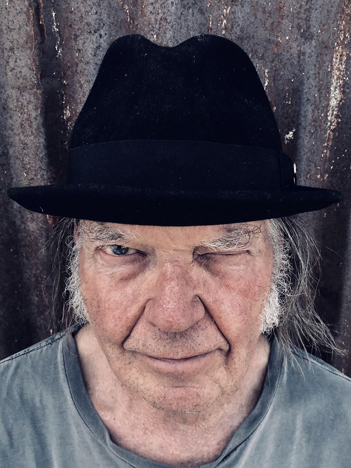 Nil Jang/Photo: facebook@NeilYoungArchives