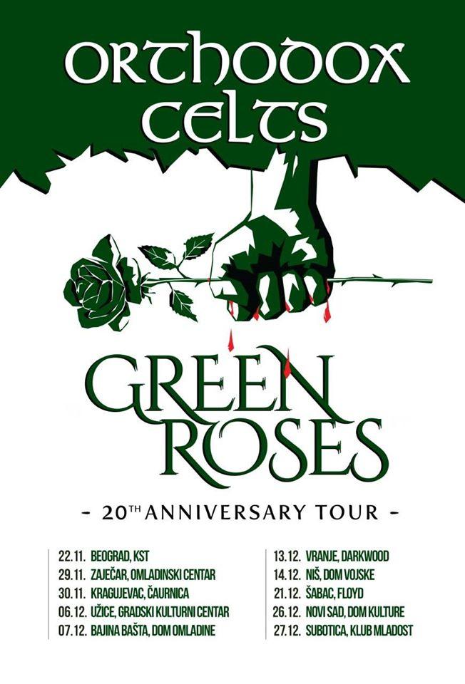 Ortodox Celts. turneja