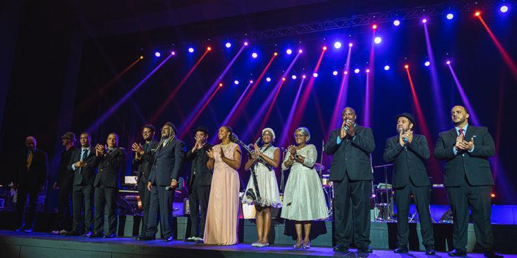 Afro Cuban All Stars/ Photo: Nemanja Đorđević (Long Play, promo)