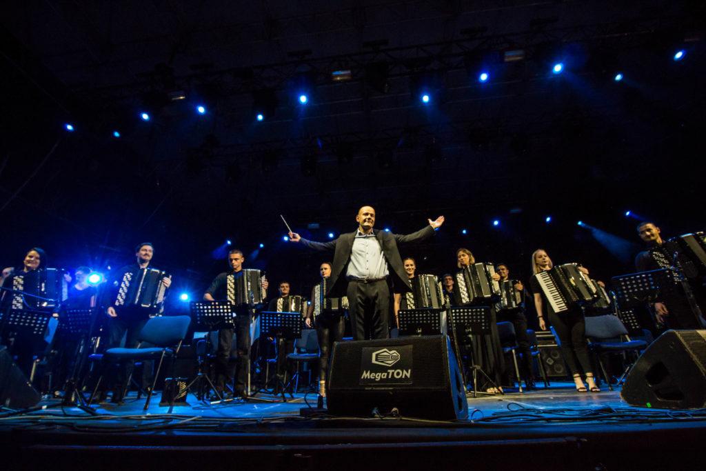 Akordeonisti/ Photo: Zoran Lazarević Laki
