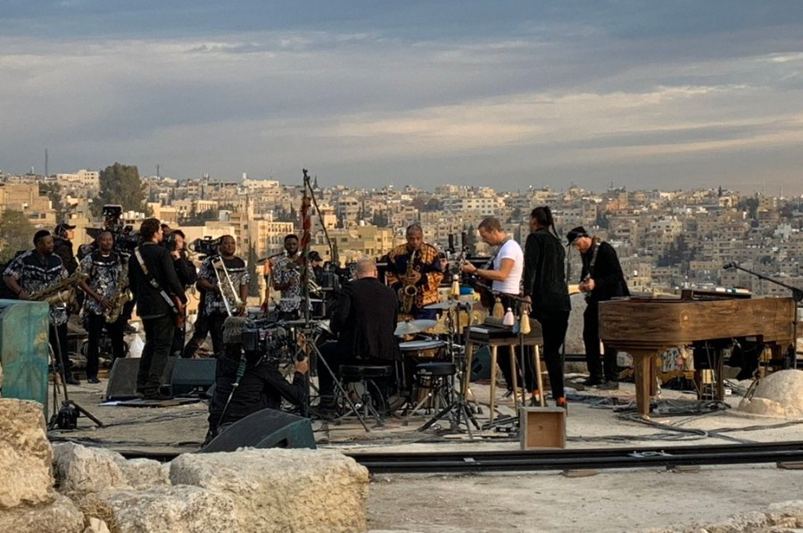 Coldplay/Photo: printscreen