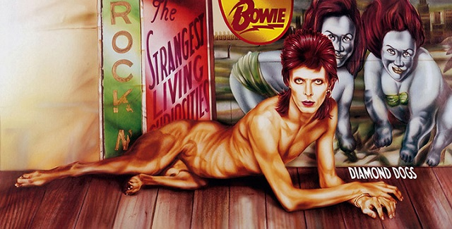"David Bowie – ""Diamond Dogs"""