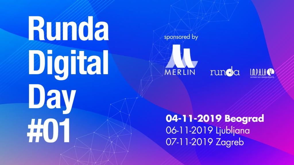 Runda Digital Day, plakat