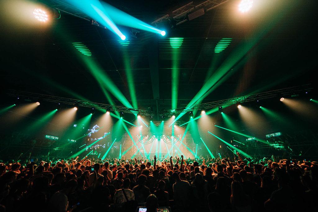 Glavni Hangar/ Photo: Promo (No Sleep Festival)