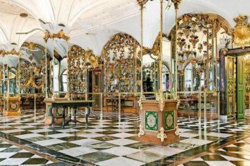 Gruenes Gewoelbe Dresden/Photo: gruenes-gewoelbe.skd.museum