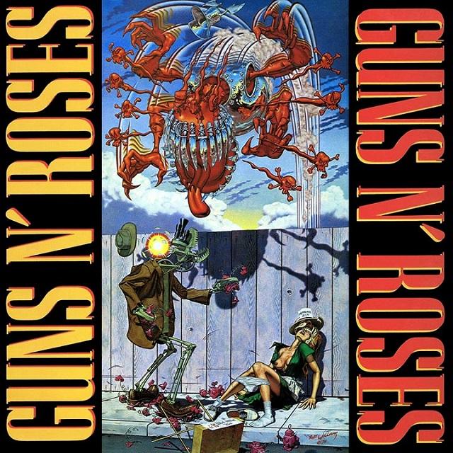 """Guns N' Roses – """"Appetite For Destructions"""""""