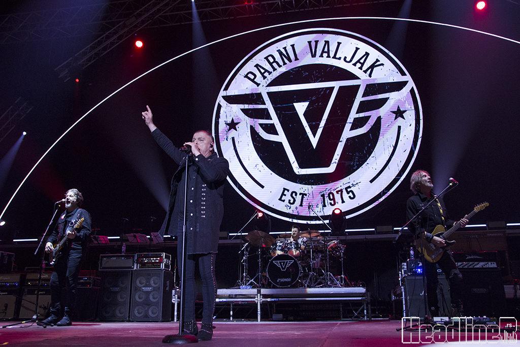 Parni valjak (Štark Arena)/ Photo: AleX