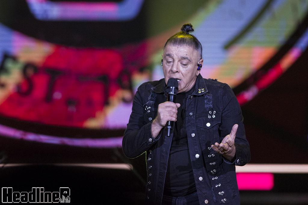 Aki Rahimovski ( Parni valjak, Štark Arena)/ Photo: AleX