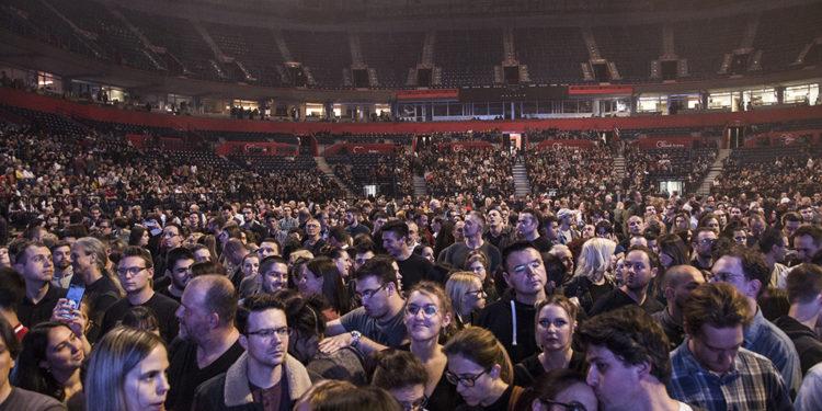 Štark Arena (koncert Brajana Adamsa)/ Photo: Wood.rs
