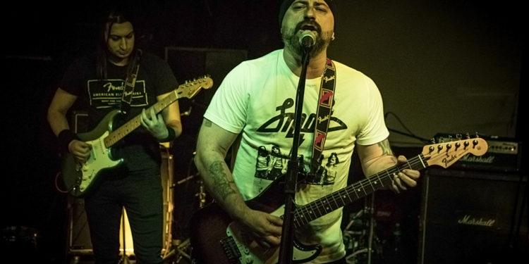 Najda & Smak Tribute bend/ Photo: AleX