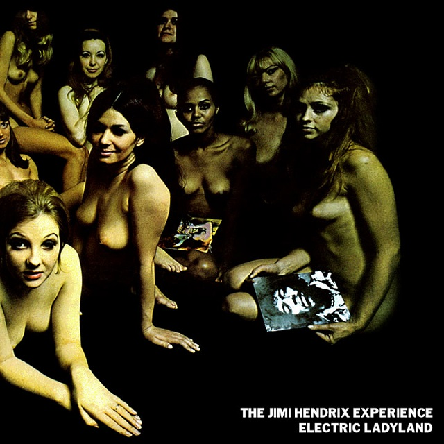 "The Jimi Hendrix Experience – ""Electric Ladyland"""