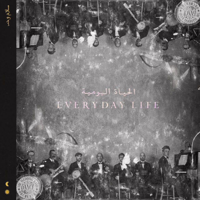 Coldplay/Everyday Life, covere