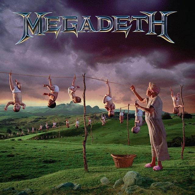 """Megadeth – Youthanasia"""""""