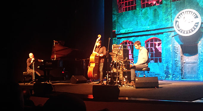 Peter Rozsnyoi Trio/ Photo: Andrija Hadžić