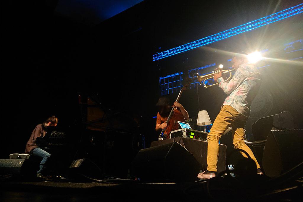 Paolo Fresu Trio/ Photo: Andrija Hadžić